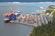 Port of Prince Rupert, Ray-Mont Logistics embark on Ridley Island expansion