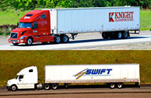 Swift and Knight to Merge