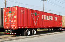 CP, Canadian Tire unveil 60-foot intermodal container